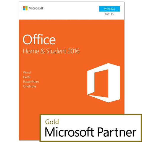 microsoft office home and student 2016 1 pc license