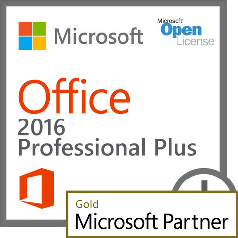 microsoft office 2016 professional plus open license