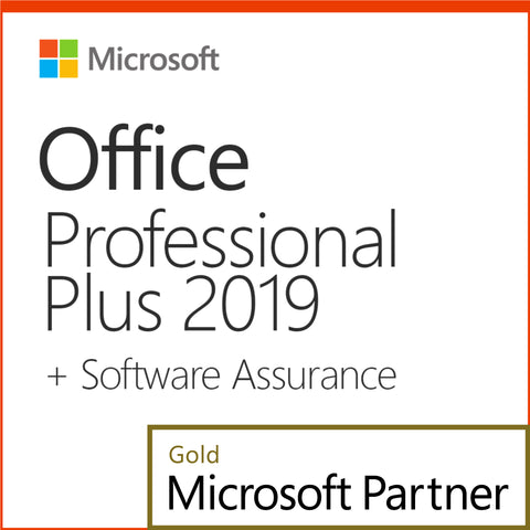Microsoft Office 2019 Professional Plus Download Open License with Software Assurance
