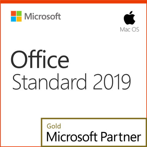 Microsoft Office 2019 Standard Download Open License for Mac