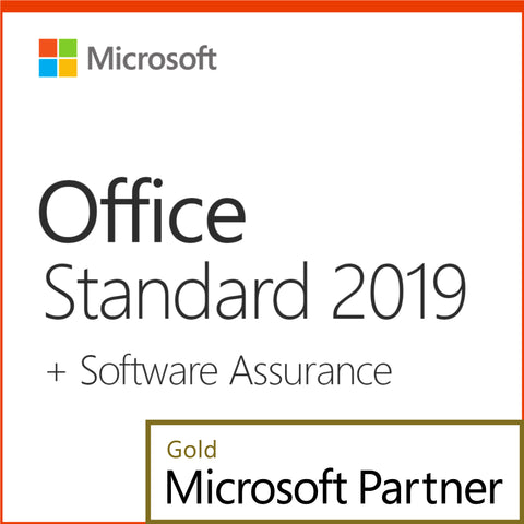 Microsoft Office 2019 Standard Download Open License with Software Assurance