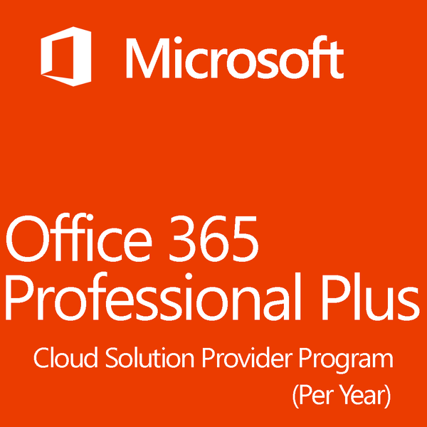 Microsoft Office 365 Pro Plus 5 Device License Trusted