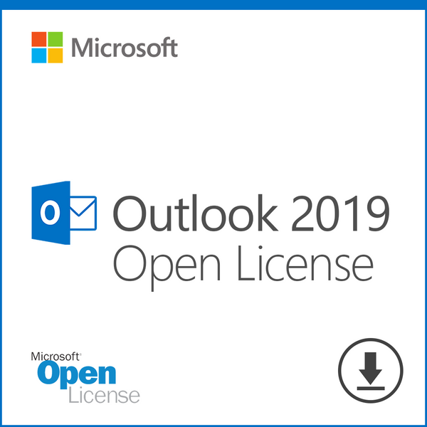 Microsoft Outlook 2019 - Open License