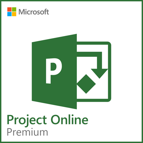 Microsoft Office 365 Project Online Premium License Monthly 1 Month