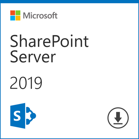 Microsoft Sharepoint Server 2019 Standard License + Software Assurance