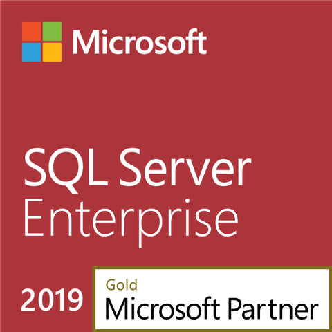 Microsoft SQL Server 2019 Enterprise - 2 Core with Software Assurance