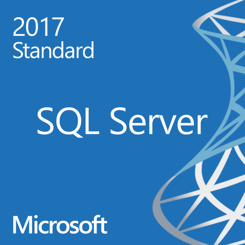 Microsoft SQL Server 2017 Standard Edition Open License Download