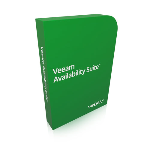 Veeam Availability Suite Plus Enterprise for VMware