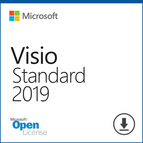 Microsoft Visio 2019 Standard Download Open License