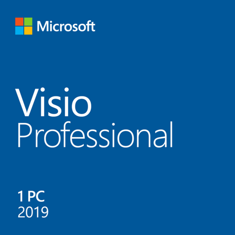 Microsoft Visio 2019 Professional - Elite Pricing