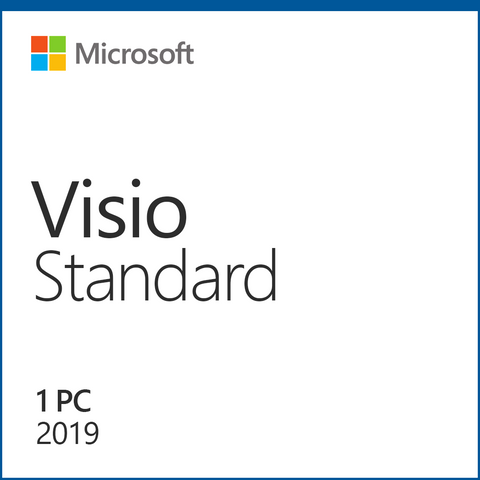 Microsoft Visio Standard 2019   Elite Pricing