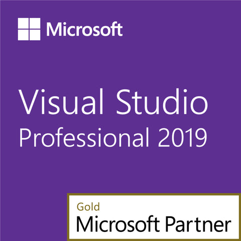 Microsoft Visual Studio 2019 Professional with MSDN and Software Assurance Download