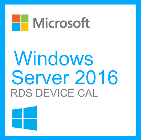 Windows Server 2016 Standard Device CAL Client Access License