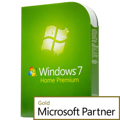 Microsoft Windows 7 Home Premium 1 PC SP1