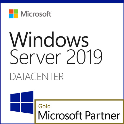 Microsoft Windows Server 2019 Datacenter Download 16 Core License