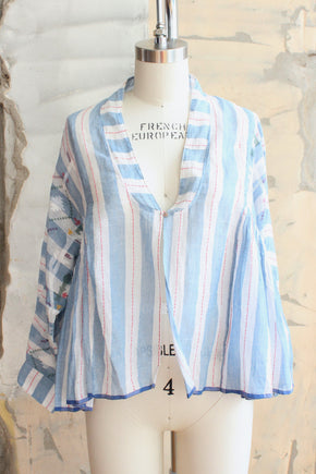 Madras Stripe Jacket