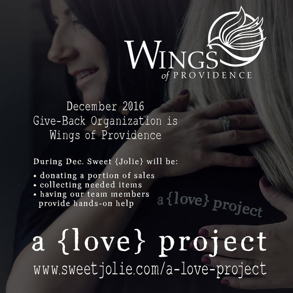 December 2016 - Wings of Providence Foundation