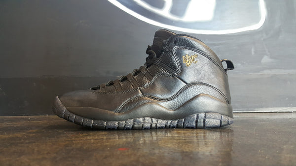 "Air Jordan 10 Retro ""NYC"" (GS)"