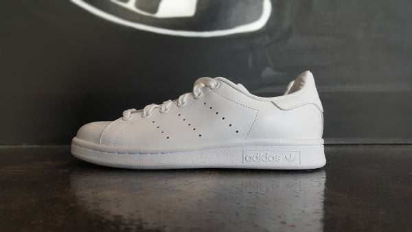 "Adidas Stan Smith ""Triple White"" (GS)"