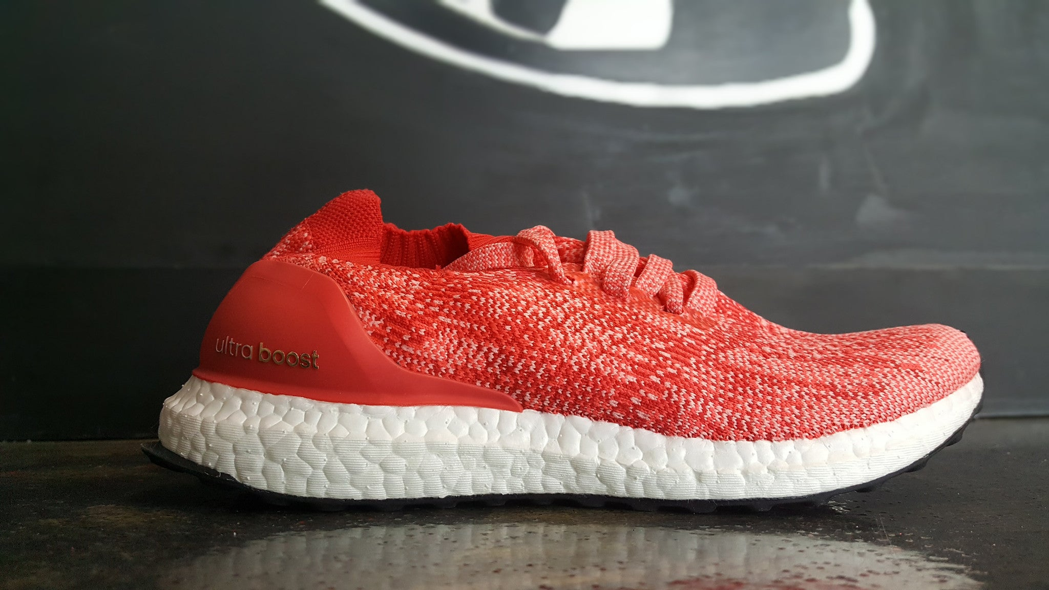 "Women's Adidas Ultraboost Uncaged ""Ray Red"""