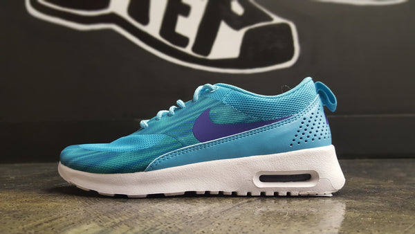 "Women's Nike Air Max Thea Print ""Blue Spark"""