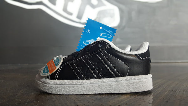 Adidas Superstar Black/White (PS)