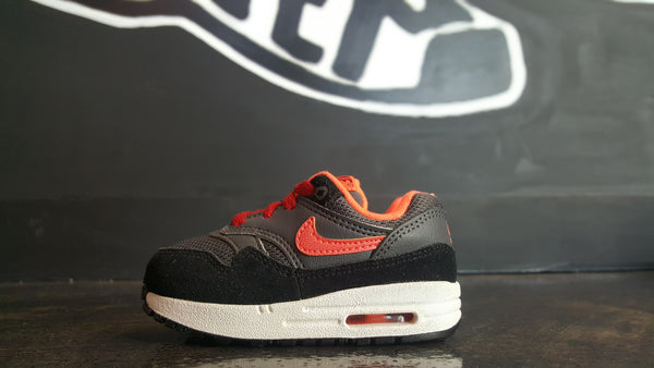 "Nike Air Max 1 ""Grey/Hot Lava"" (TD)"