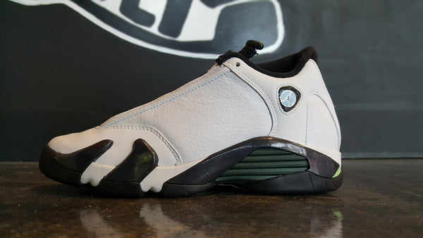 "Air Jordan 14 Retro ""Oxidized Green"" (GS)"