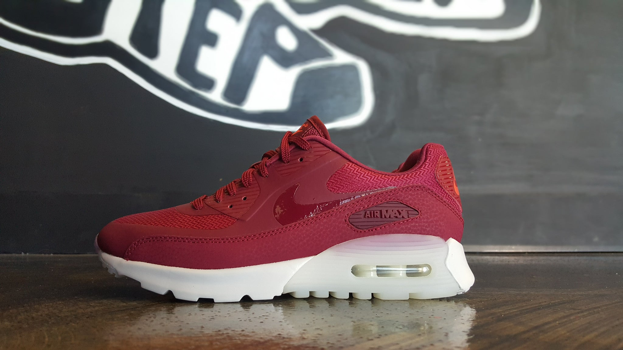 "Women's Nike Air Max 90 Ultra ""Mulberry"""