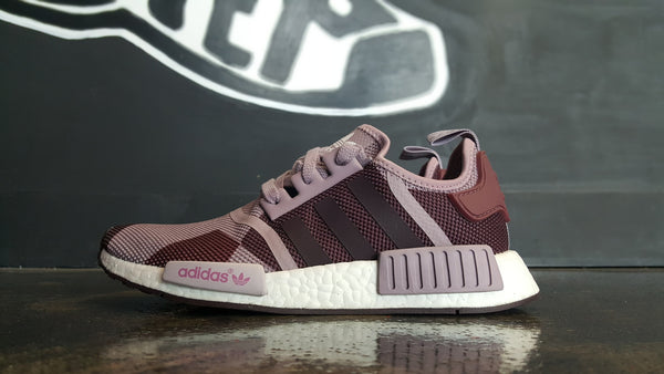 "Women's Adidas NMD R1 ""Purple Camo"""