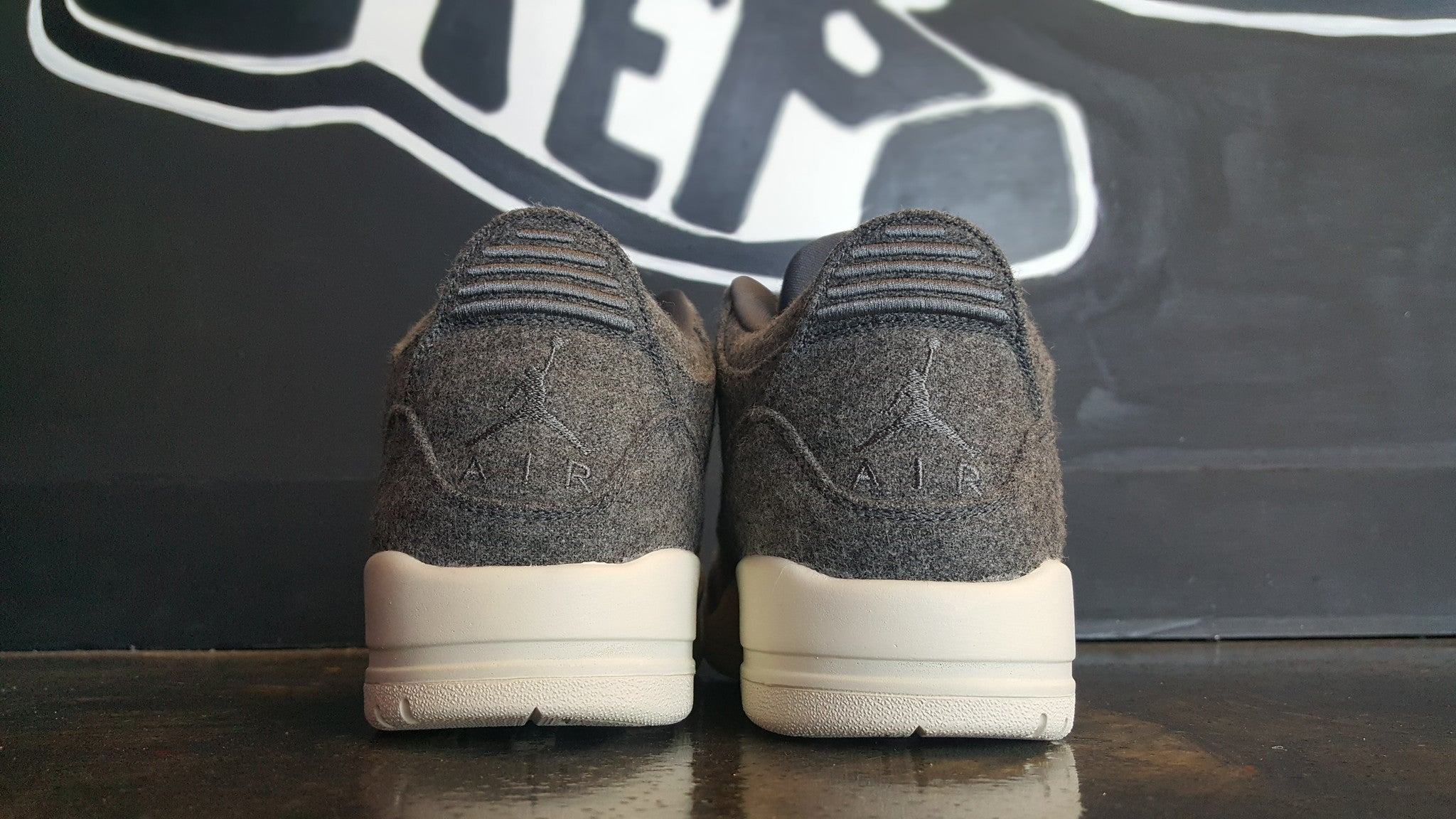 "Air Jordan 3 Retro ""Wool"""