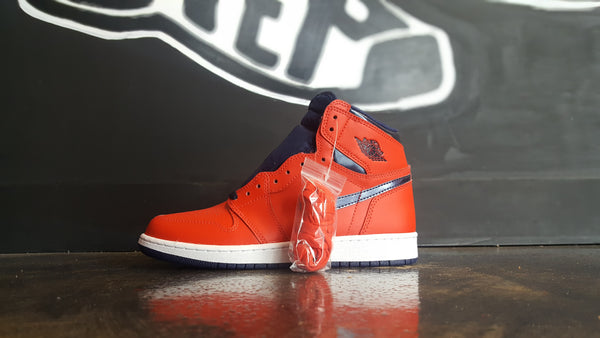 "Air Jordan 1 Retro ""Letterman"" GS"
