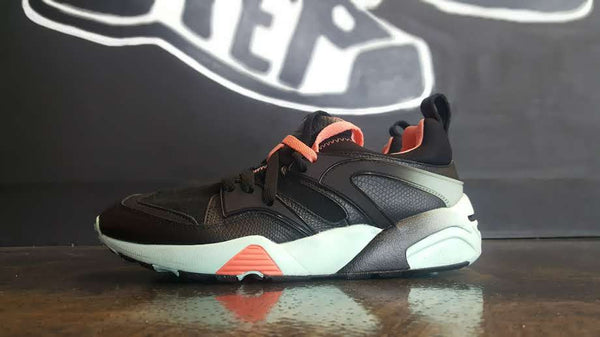 "Puma Blaze of Glory ""Pink Dolphin (Black)"""
