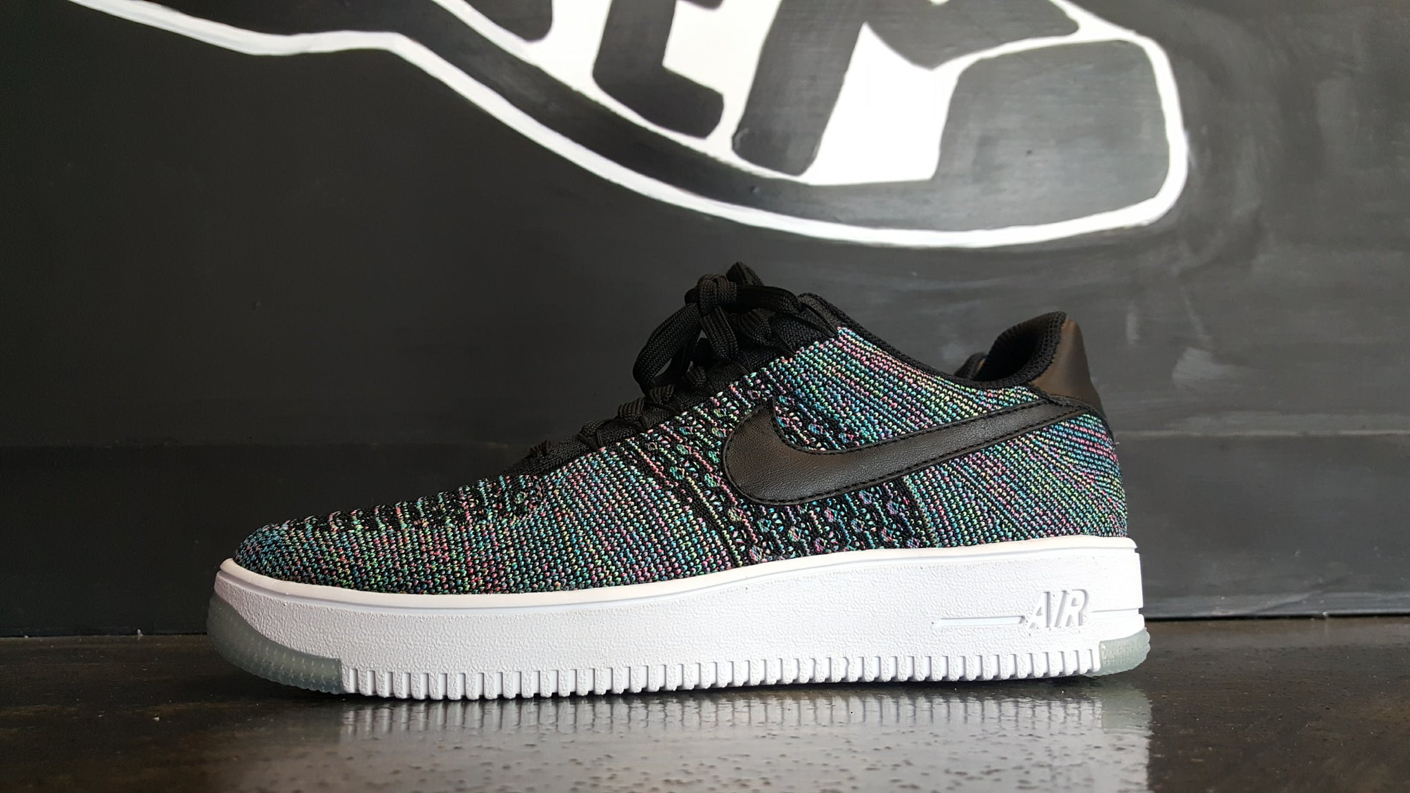 "Nike Air Force 1 Ultra Flyknit ""Multi-Color"""