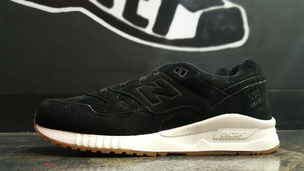 "New Balance 530 Lux Suede ""Black"""