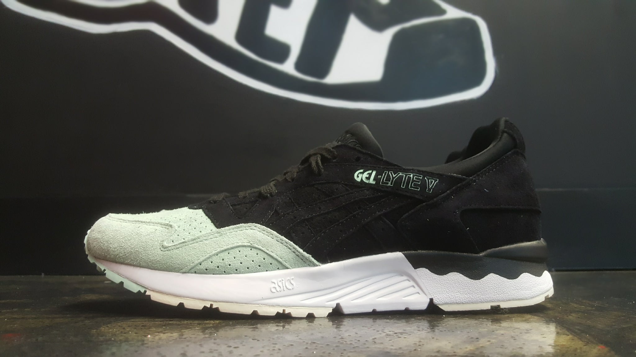 "Asics Gel-Lyte 5 ""Black Mint"""
