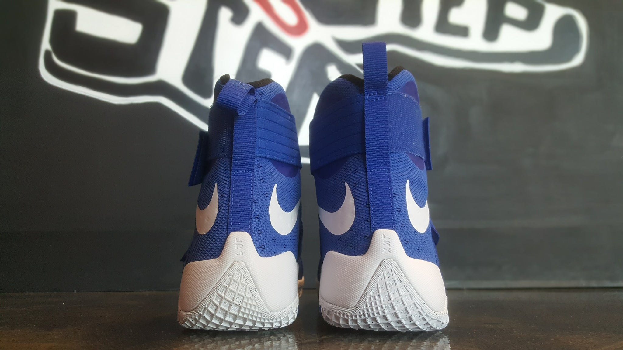 "Nike LeBron Soldier 10 ""Team Blue"""