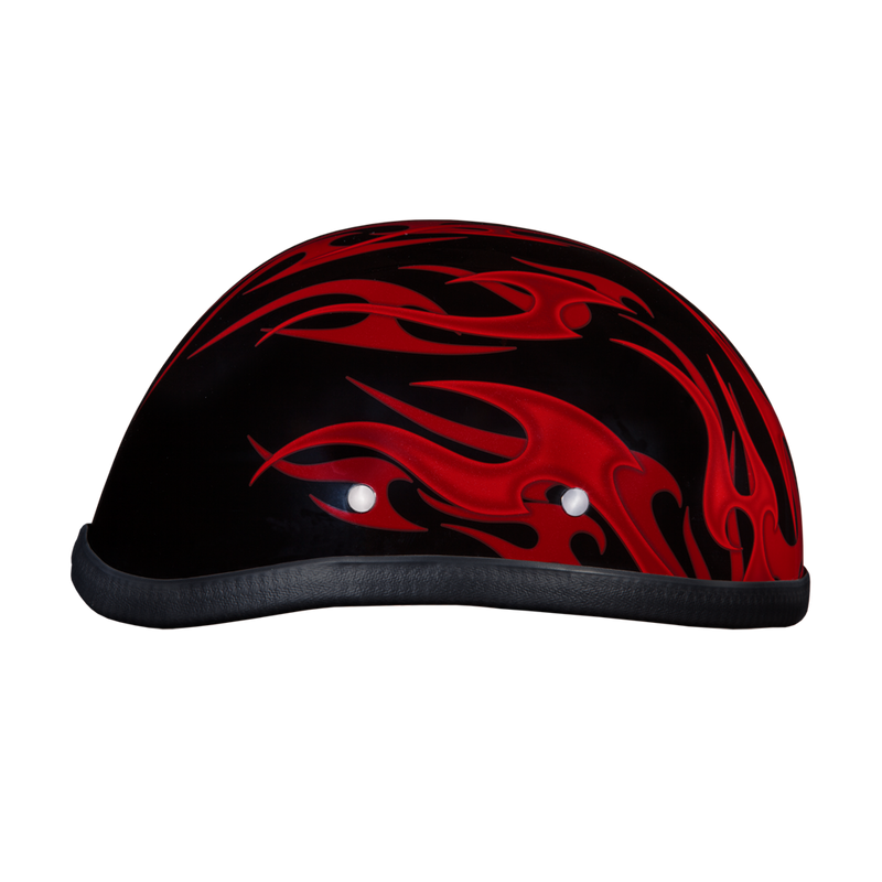 Eagle- W/ Flames Red