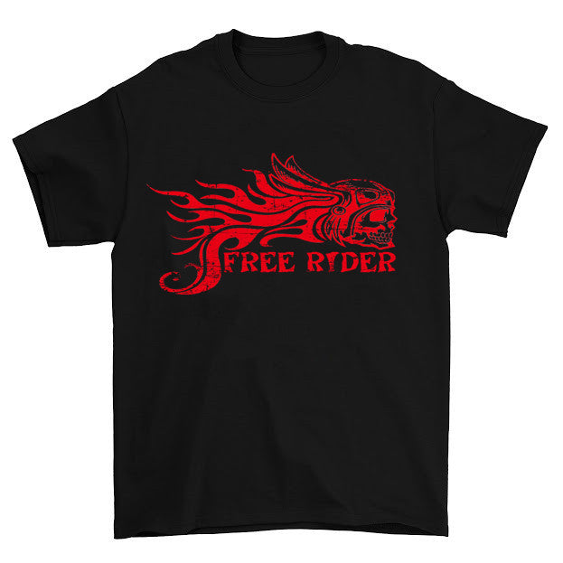 Dragon Free Rider T Shirt