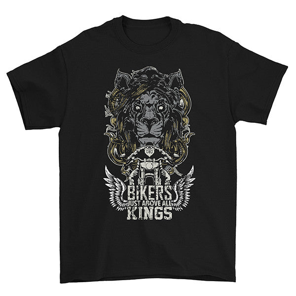 Just Above All Kings T-Shirt