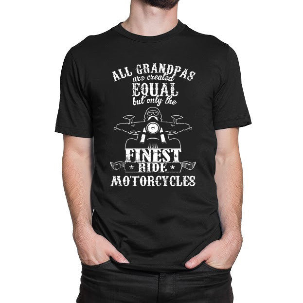 All Grandpas Are Created Equal T-Shirt