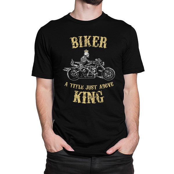 Just Above King T-Shirt