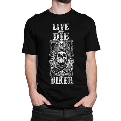 Live And Die T-Shirt