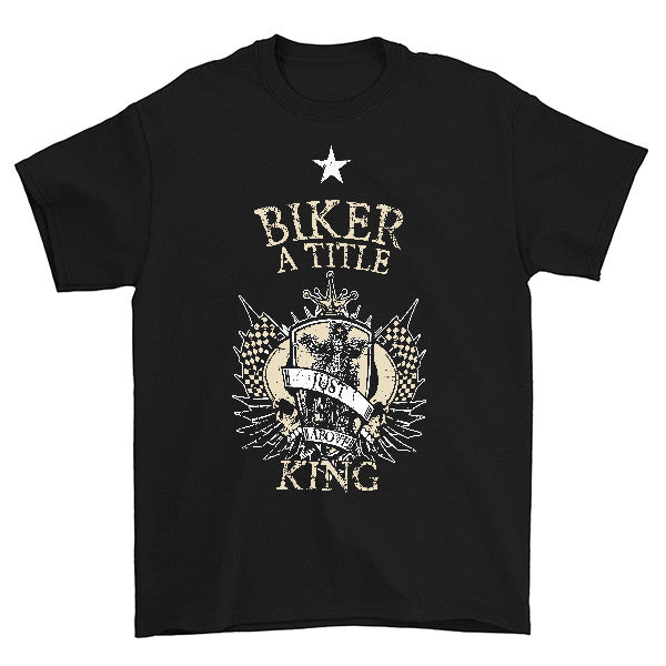 A Title King T-Shirt