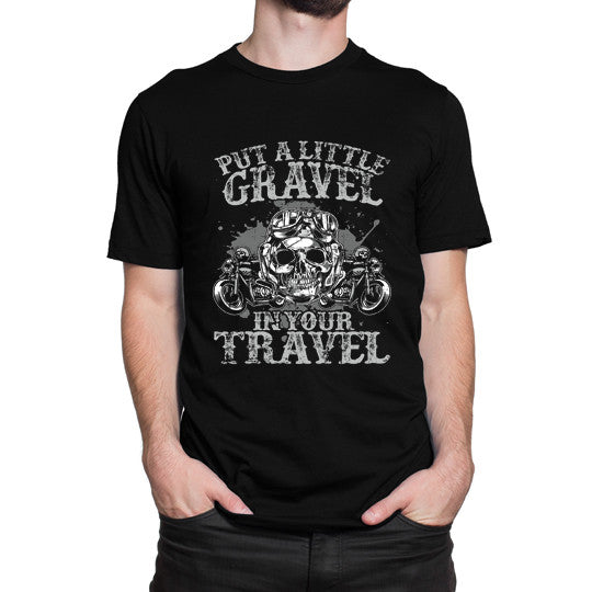 Gravel In Your Travel T-Shirt
