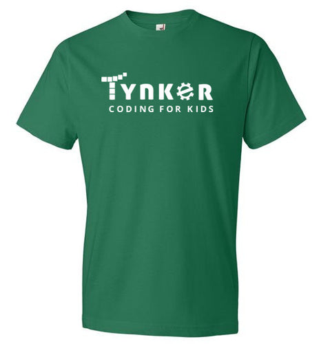 Tynker - Coding for Kids (white logo)