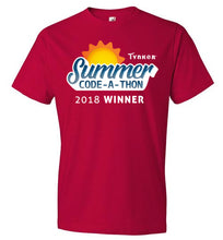 Summer Code-A-Thon Winner T-Shirt