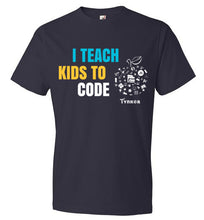 I Teach Kids to Code