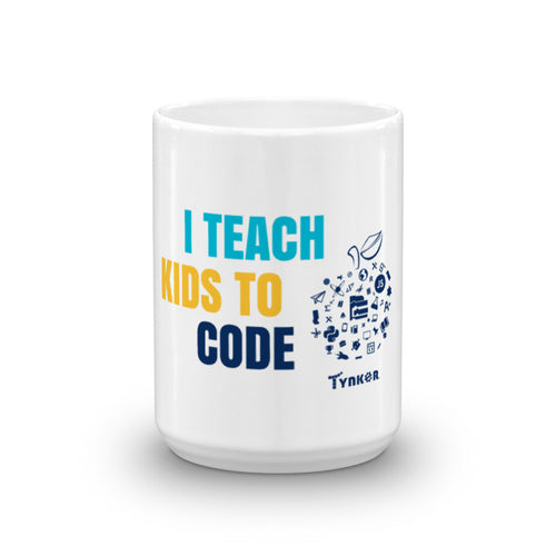 I Teach Kids to Code : Mug