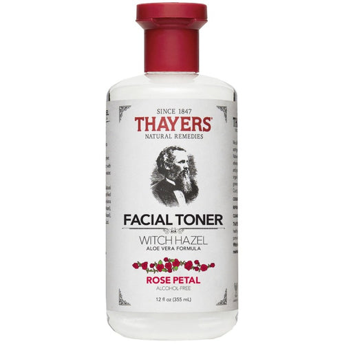 Thayers Witch Hazel with Aloe Vera Rose Petal Facial Toner